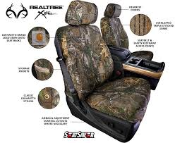carhartt realtree seat savers camo