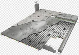 deck reinforced concrete floor framing