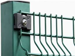 Extra High Security Welded Wire Fencing For Intrusion Projects
