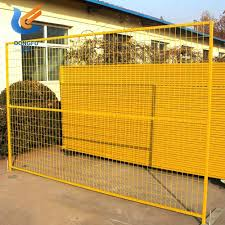 Customizable Color Canada Construction Fence Panels Pvc Temporary Fence Hot Sale Buy Construction Fence Panels Hot Sale Temporary Fence Hot Sale Temporary Fence Product On Alibaba Com