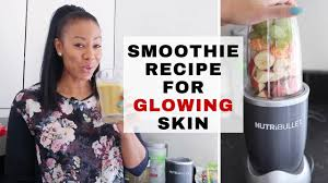 smoothie recipes for glowing skin and