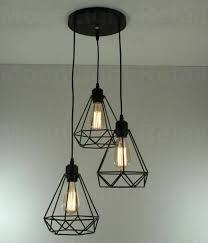 ceiling light fitting wine glass