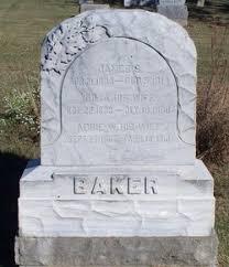 "Adeline W. ""Addie"" Richardson Baker (1837-1913) - Find A Grave Memorial"