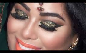 tutorial indian bridal makeup using