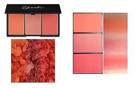 sleek makeup blush by 3 palette lace