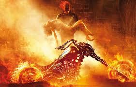 motorcycle ghost rider marvel marvel