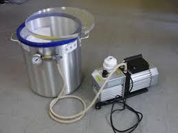 vacuum pump vacuum pump and chamber
