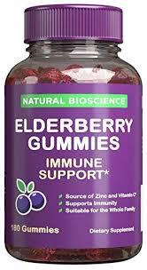 Image result for elderberry gummies sambucus