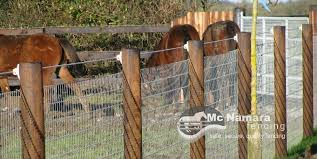 Superknot Horse Safe Mesh Superknot Horse Wire Netting Mcnamara Fencing