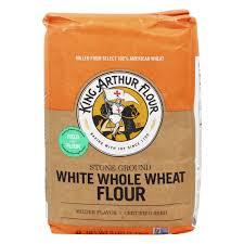 stone ground white whole wheat flour