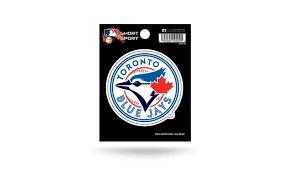 Toronto Blue Jays 3 X 3 Die Cut Decal Window Car Or Laptop Groupon