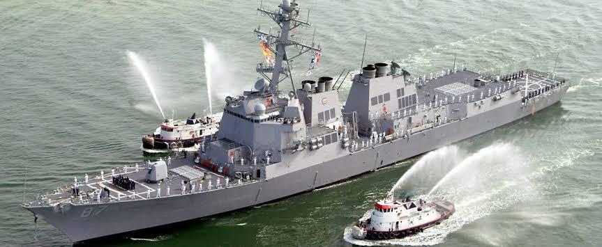 """Resultado de imagem para navio militar norte-americano"""""""