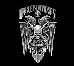 harley davidson wallpaper logo best
