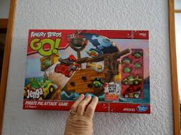 Hasbro's Angry Birds Go, Pirate Pig Attack Game Give-Away 1.01