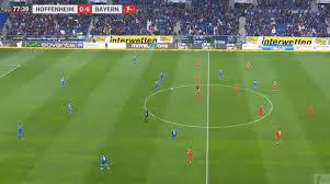 Bayern Monaco e Hoffenheim hanno passato l'ultimo quarto d'ora di ...