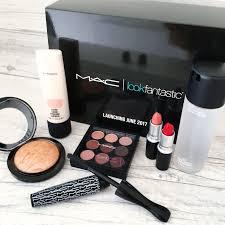 lookfantastic launch mac cosmetics