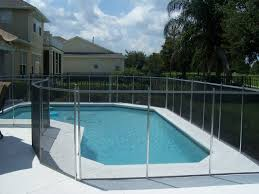 All About In Ground Pool Safety Fences Childguard Pool Fencing