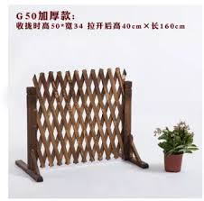 Outdoor Wooden Fence Yard Fence Pet Outdoor Garden Decoration Retractable Fence Bamboo Fence Anticorrosive Wood Indoor Outdoor Anti Corrosion Waterproof Waterproof Sunscreen Anti Dog Lazada Ph