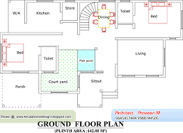 2604 sq ft home plan and elevation
