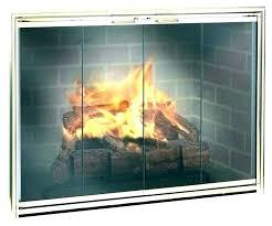 modern fireplace doors adinawexler co