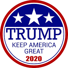 Amazon Com Donald Trump Republican 2020 Us President Candidate Bumper Sticker Wall Decal For Car Windows Cars Windows Keep America Great United States Presidential Candidates Political Size 6x6 Inch Home Kitchen
