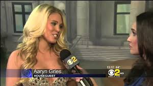 Aaryn Gries on KCBS News at 11 - YouTube