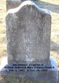 Ada Howard (1881-1903) - Find A Grave Memorial
