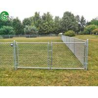 9 Gauge Black Vinyl Coated Cyclone Wire Fencing Price Philippines Of Quality Chain Link Fence Gzfence