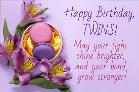 Happy Birthday Twins Images Wishes Quotes Happy Birthday Pictures Images Pics