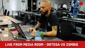 ORTEGA VS ZOMBIE LIVE FROM FIGHT ISLAND ...