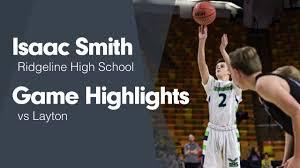 Game Highlights vs Layton - Isaac Smith ...