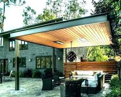 small outdoor patio ideas sunrise