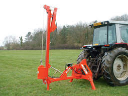 Fence Post Drivers Lamma Special Farmers Weekly