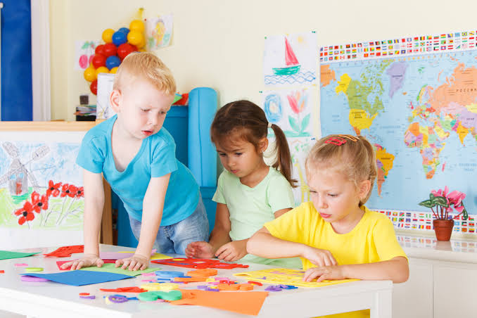 Image result for Three Reasons to Enroll Your Child in Preschool""