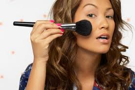 how to apply bare minerals makeup