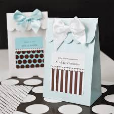 communion favor bags candy boxes set
