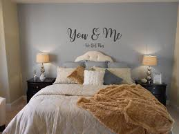 You Me Wall Decal We Got This Vinyl Lettering Wall Etsy Master Bedrooms Decor Bedroom Decor Home Decor