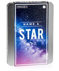name a star gift box a star for