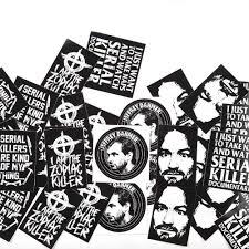 Serial Killer Stickers True Crime Shirts Hats More Serial Killer Shop