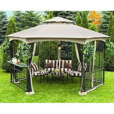sunjoy hexagon gazebo i like