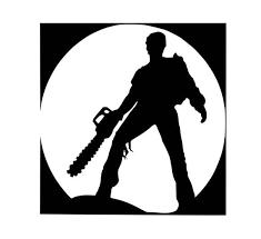 Evil Dead Boomstick Sticker Decal Decorative Etsy