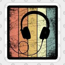 Headphone Beats Headphones Sticker Teepublic