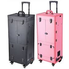 aw rolling makeup case pro hair barber