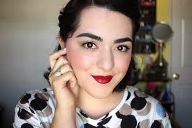 1940 s makeup tutorial laura neuzeth