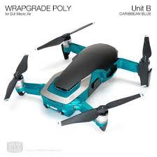 Wrapgrade Poly Skin For Dji Mavic Air Unit A Wrap Decal