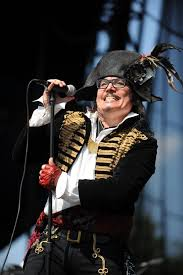 Adam Ant explains how he almost died making 'Antmusic' video