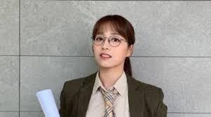 hyunjoo lim announcer why do you wear