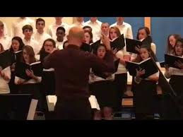 In the Beginning student composition by Addie Clark - YouTube