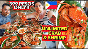 KING CRABS & SHRIMPS in BACLARAN Manila ...