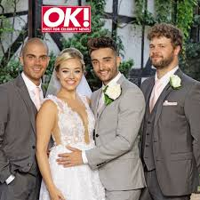 The Wanted wedding! Boyband star Tom Parker marries Kelsey Hardwick -  pictures - Manchester Evening News
